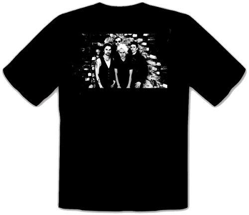 Depeche Mode Rock schwarz Fun Music T-Shirt -038 (XXL)