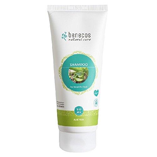 benecos Naturkosmetik - Shampoo - Aloe Vera - vegan - 200 ml