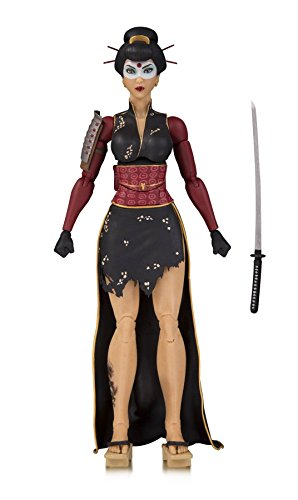 DC Designer Series Bombshells Katana Action Figure
