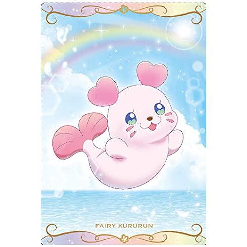 プリキュアカードウエハース3 [6.妖精くるるん(N)](単品)※カードのみ、パッケージ及びお菓子は付属しません。