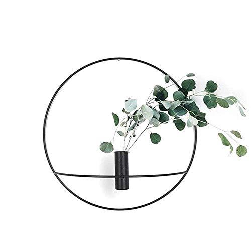 Ornamenten Kaarsenstandaarden Nordic Style Kandelaar Metal Muur Candle Holder Modern Huis Ornamenten bruiloft decoratie Gifts Kandelaar (Kleur: Golden 19cm, Grootte: 1)