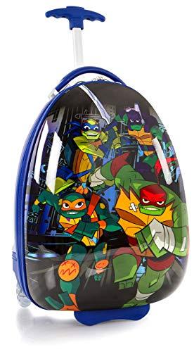 Heys America Ninja Turtles Boy's Hardside 18' Carry-On Luggage