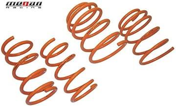 Megan Racing Lowering Springs Set Orange for 02-03 Subaru Impreza WRX
