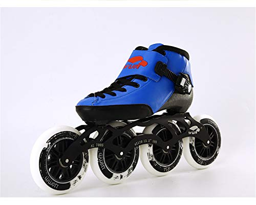 For Sale! TTYY Professional Speed Inline Skates Carbon Fiber Competition Street Racing Beginner Men ...