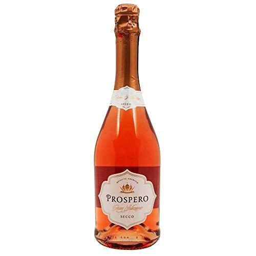 Prospero Vino Rosado Seco (metodo charmat) - 750 ml