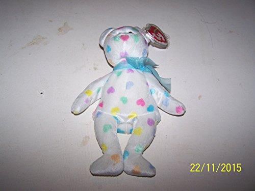 Ty Beanie Babies Kissme - Valentine's Bear