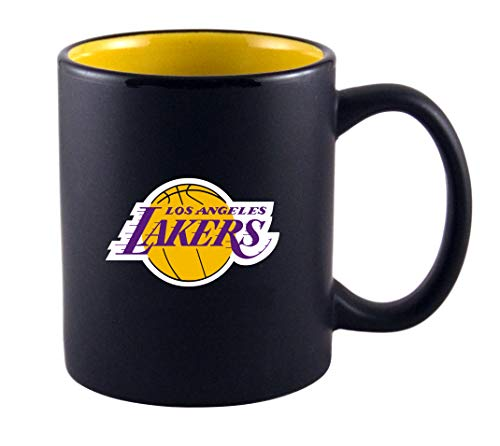 Memory Company Duck House Offizielle Los Angeles Lakers Tasse, Becher, Mug Two Tone