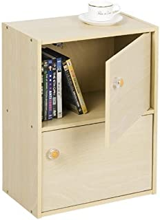 Best open bookcase with doors Reviews