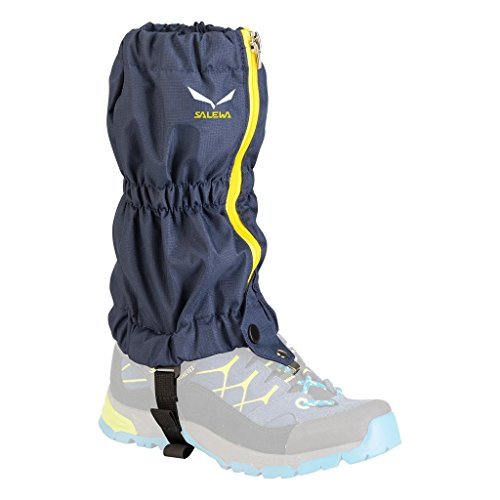 SALEWA Kinder Gamaschen Junior Gaiter, navy, UNI