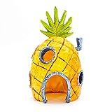 Penn-Plax - Decorazioni per Acquario con Licenza Ufficiale Nickelodeon Spongebob Squarepants – Sicuro per acquari d'Acqua Dolce e salata