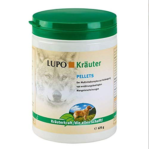 Pet Supplies Herb Pellets 2 x 675g