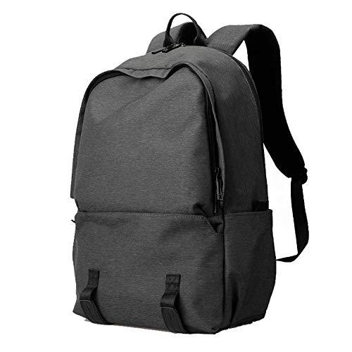 Laptoprugzak, zakelijke laptoptas waterdichte reisrugzak, grote schooltas met USB-oplaadpoort, heren- en damescomputertas geschikt voor 15,6-inch laptop en notebook