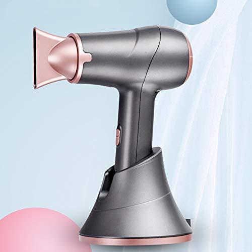 Secador de pelo inalámbrico recargable, secador de pelo portátil de viaje, secador de pelo inalámbrico ligero, para pintura artística/hogar/exterior/cuidado de mascotas