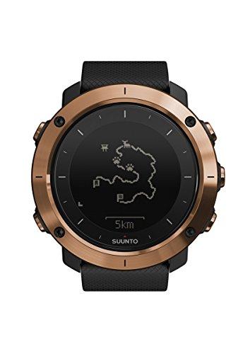 Suunto Multisport-Uhr Traverse Alpha, Kupfer, SS023443000
