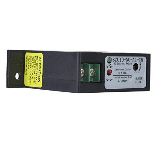 Transformador de corriente Sensor de autoalimentación ajustable CA para control