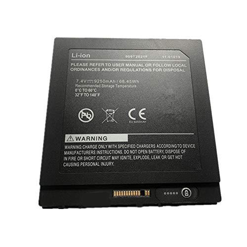 WXKJSHOP Ersatz akku kompatibel mit Xplore iX104 iX104C2 iX104C3 iX104C4 iX104C5 Tablet PC Xplore Technologies XC6 DMSR Tablet Xplore BTP-87W3 BTP-80W3 909Q2045FA 11-01019