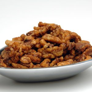 Chef Express Candied Walnut Max 40% Special sale item OFF Pieces Large 2 per lb case 12.5