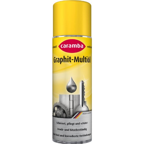 Caramba 600302 Graphit-Multiöl, 300 ml