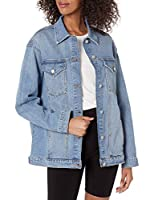 The Drop Andrea Chaqueta Vaquera Oversize, Clearwater,S