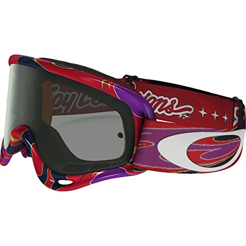 Oakley - Masque XS O-Frame MX TLD Reflection Rb/Dark Grey - Unicolor - Unique - Unicolor