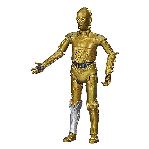 Star Wars The Black Series C-3PO Figur