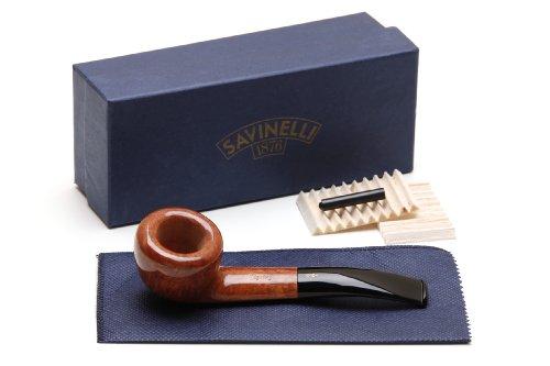 Savinelli Spring Liscia 316 KS Tobacco Pipe