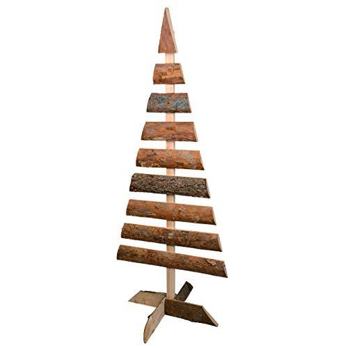 RM S de Commerce Árbol de Navidad árbol de madera Árbol Decorativo Madera Natural 1m