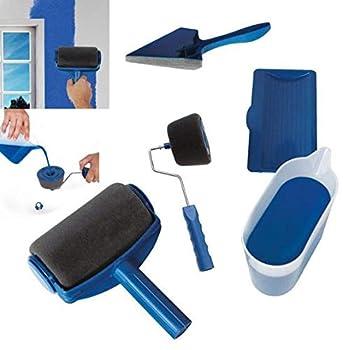 Paint Runner Pro Roller Brush Handle Tool Pro by Renovator Point N Easy Paint Roller Brush QJ-26