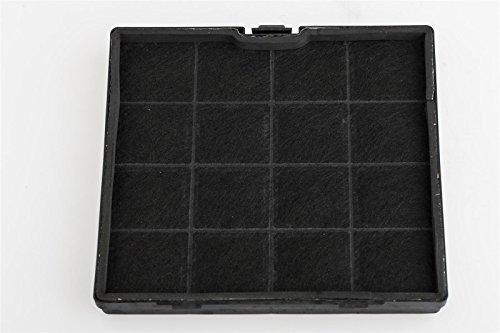 Indesit Filtre à Charbon, Filtre pour hotte Type 241/240 x 230 x 29 mm ? N c00308176