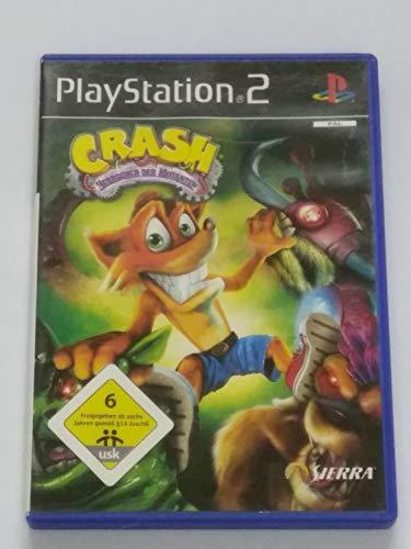 Vivendi Crash Bandicoot: Mind Over Mutant (PS2)