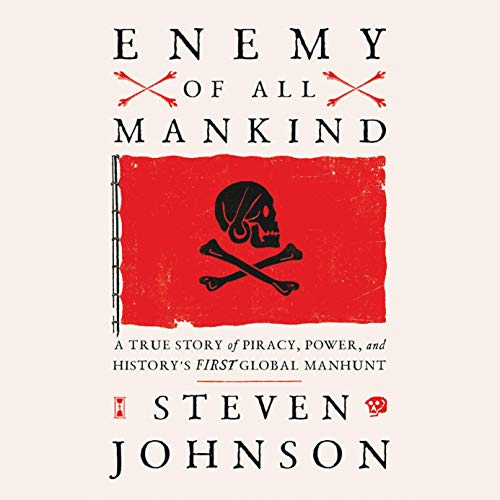 Couverture de Enemy of All Mankind