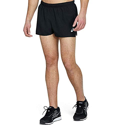 ASICS 3.5in Split Shorts Uomo Nero XL