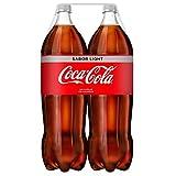Coca-Cola Light Botella - 2L (Pack de 2)