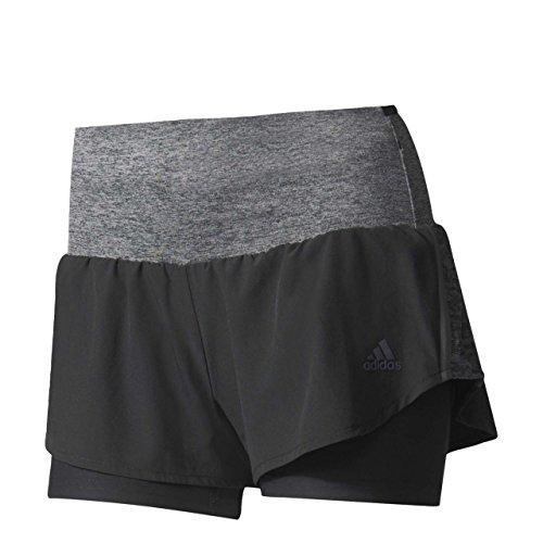 adidas ULT Rgy W Pantalón Corto, Mujer, Negro, L/3