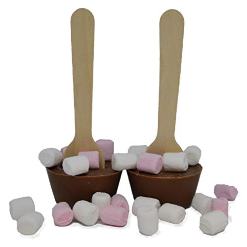 Hot Chocolate Stirrers (3 x 2 Pack) (Milk Chocolate)