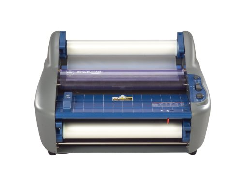 "GBC Thermal Roll Laminator, Ultima 35 Ezload, 12"" Max. Width, 1 Min Warm-Up (1701680),Blue"