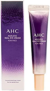 AHC Ageless Real Eye cream for Face 12mlx 4 Concentrated eye cream for the whole face …