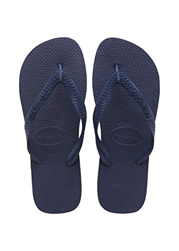 Havaianas Men's Top Sandal,Navy Blue,39/40 BR (8 M US)