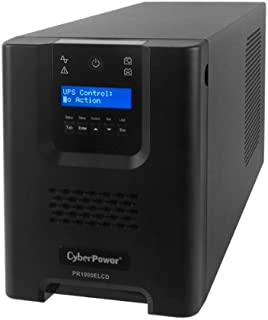 Cyberpower Systems PRO 1000VA Tower UPS with LCD