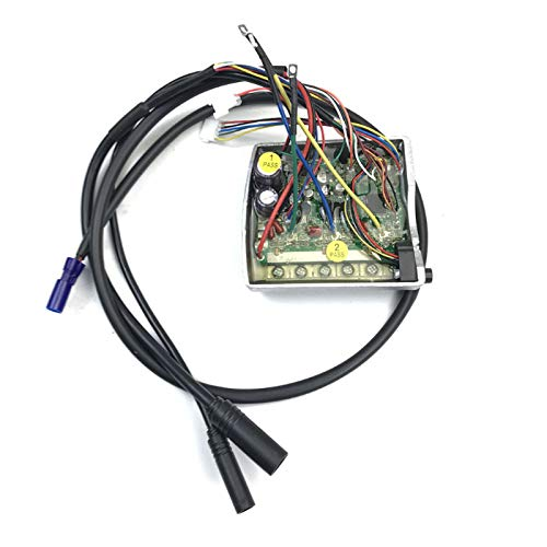 Controlador de 8 Pines para TSDZ-2 36V 48V 250W 350W 500W Motor de accionamiento Medio de Bicicleta eléctrica
