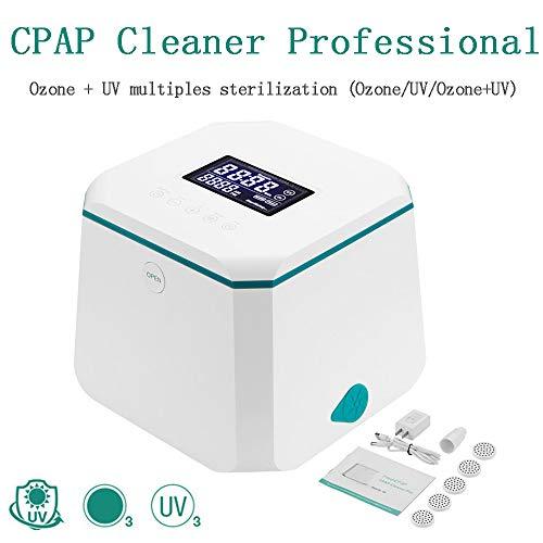 FJPAIPP Limpiador y desinfectante CPAP, Máquina de