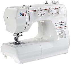 W6 VALUE WORK N 1235 / 61 Sewing Machine (Free Arm Super Utility Sewing Machine (29 Programs)) White