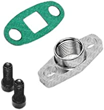 Boost Monkey Turbo Oil Drain Outlet Flange Adapter 1/2