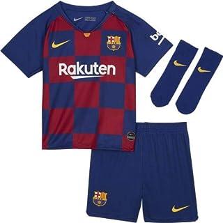 FCB I Nk BRT Kit Hm - Equipamento de Fútbol Unisex niños