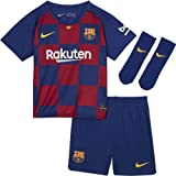 Nike FCB I Nk BRT Kit Hm Football Set, Unisex niños, Deep Royal...