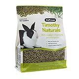 ZuPreem - Alimento Conejos Timothy Naturals   Pienso en Pellets Conejo - 2,25 kg
