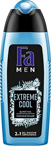 Fa Men - Gel Douche - Extreme Cool - 250 ml
