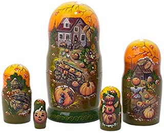 Best nesting doll collection Reviews