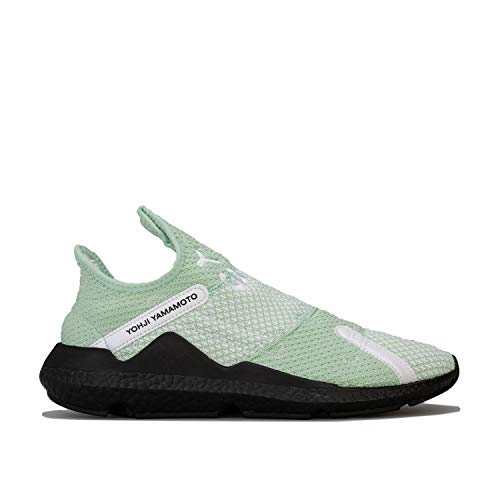 adidas Hombre Y-3 Reberu Zapatos de Correr Verde, 44 2/3
