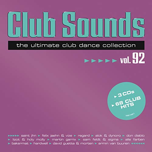 Club Sounds,Vol.92